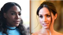 Serena Williams Shut Down a Meghan Markle Question During a Post-Tournament Interview