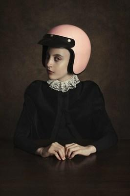 'The Age of Decadence' Award Winning Fashion Art Photography Exhibition by Romina Ressia at HOFA Gallery, London