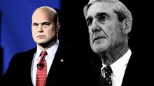 Trump's new acting attorney general already has a plan to stop Mueller probe