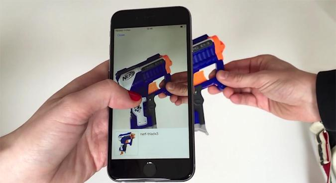 Google buys startup that helps your phone identify objects