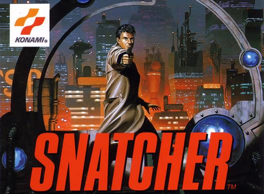 Metal Gear creator Kojima talks Snatcher, potential mobile adventures