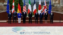 EU's Tusk calls on G7 to maintain Russia sanctions