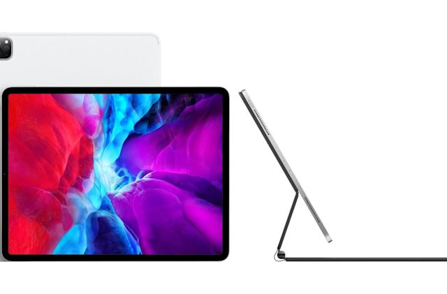 Apple's updated iPad Pro has depth-aware cameras and trackpad support