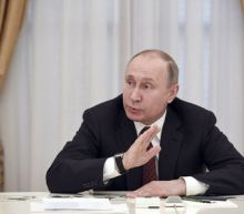 Russia's Putin says focus in new term will be improving living standards