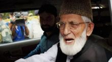 Syed Ali Shah Geelani's exit from Hurriyat marks not just sunset of the jihadist patriarch, but likely collapse of the separatist alliance