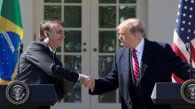 Bolsonaro no descarta apoyar una posible intervención de EE.UU. en Venezuela