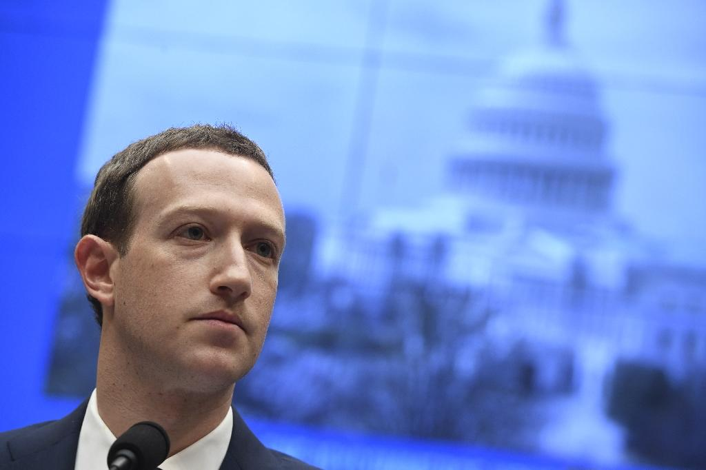EU lawmakers want Zuckerberg to answer their questions in person, just like he did before the US Congress (AFP Photo/SAUL LOEB)