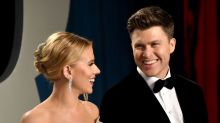 Scarlett Johansson and Colin Jost announce they married in secret