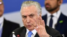 Brazil to maintain control over Embraer: Temer