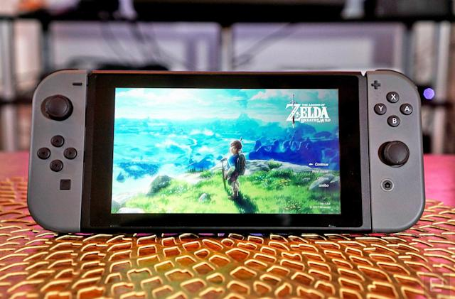 Nintendo reveals three-part 'Breath of the Wild' documentary