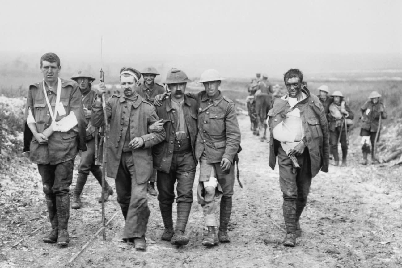 World War I - cover