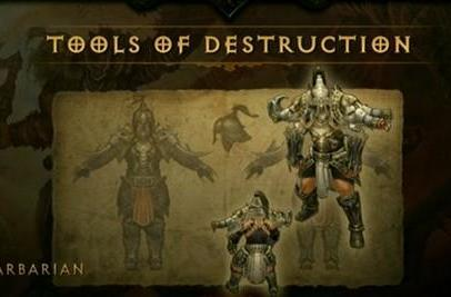 BlizzCon 2010: Diablo 3 panel covers Artisans, armor models and atmosphere