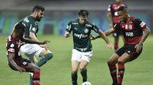 Tribunal permite jogo, e Palmeiras e Flamengo empatam