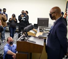 City manager 'relieved of his duties' after fatal police shooting of Daunte Wright