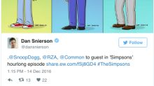 RZA, Snoop Dogg, Common Set for 'Simpsons' Hip-Hop Great Gatsby Episode