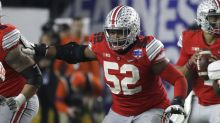 NFL draft: Ohio State's Wyatt Davis has the look of a first-round prospect in 2021