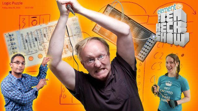 Ben Heck's Hackmanji board game, part 3