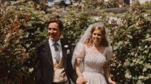 NEW photos from Princess Beatrice and Edoardo Mapelli Mozzi's royal wedding ceremony released