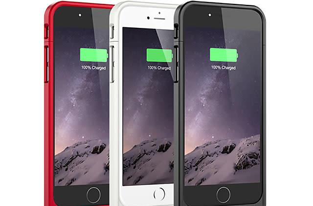 UNU ships an iPhone 6 case that can double your battery life