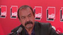 """""""Les trois quarts"""" des restructurations n'ont pas de rapport avec le Covid-19, dénonce Philippe Martinez (CGT)"""