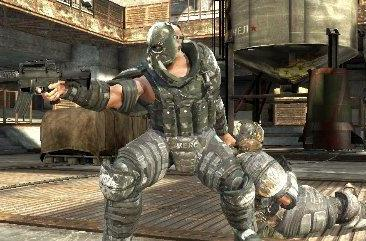 Free Army of Two DLC delayed in Europe