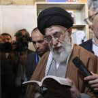 Supreme leader says Iranians won't budge over US sanctions