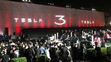 JPMorgan cuts price target on Tesla ahead of earnings