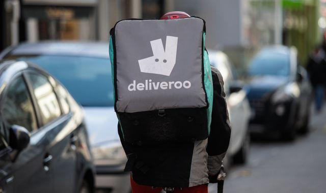 Deliveroo adds former Worldpay CFO to recipe for London float