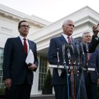 The Latest: House to vote on bipartisan Syria resolution