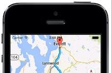 Google Maps on iOS now notifies you when a faster route is available