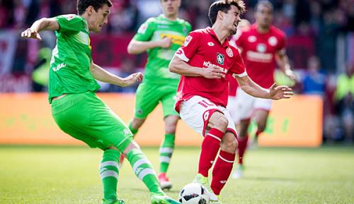 Bundesliga: Mainz 05 mit dem Rücken zur Wand