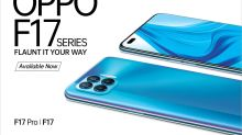 6 AI Cameras & the Sleekest Design: OPPO Delivers a 2020 Trendsetter with the new F17 Pro