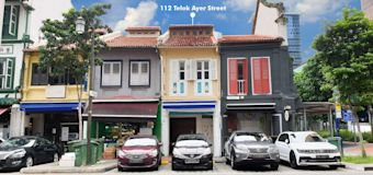 Shophouse on Telok Ayer Street up for S$8.8 million