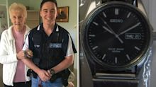 Precious watch taken in 10 and 11-year-old boys' alleged crime spree