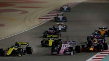 High-speed outer circuit to be used for Sakhir Grand Prix night race