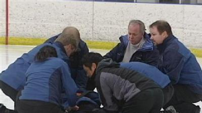 Preparing For Injuries At The U.S. Figure Skating Championships