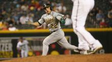 Ramón Laureano leading MLB, 26 teams with eight stolen bases