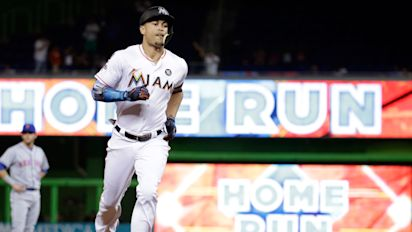 Stanton inching closer to 60-home run club