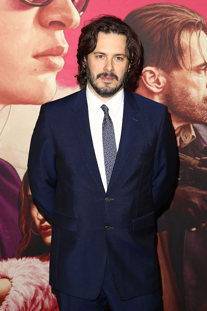 Edgar Wright arrives ahead of the 'Baby Driver' Australian Premiere in Sydney on July 12, 2017