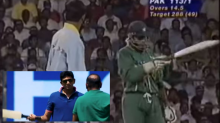 Remember the Sweet Revenge From 1996 World Cup? Venkatesh Prasad and Aamer Sohail Just Recreated it