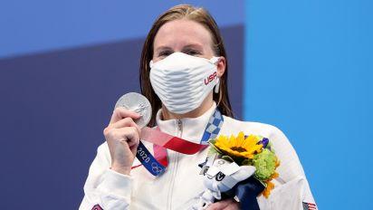 Olympian rips 'bulls***' American medal habit