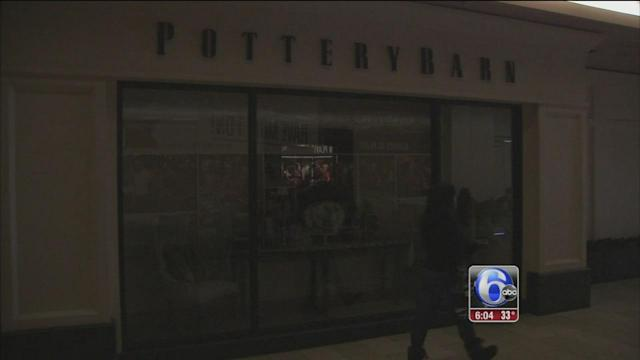 Power returns after outage at Christiana Mall