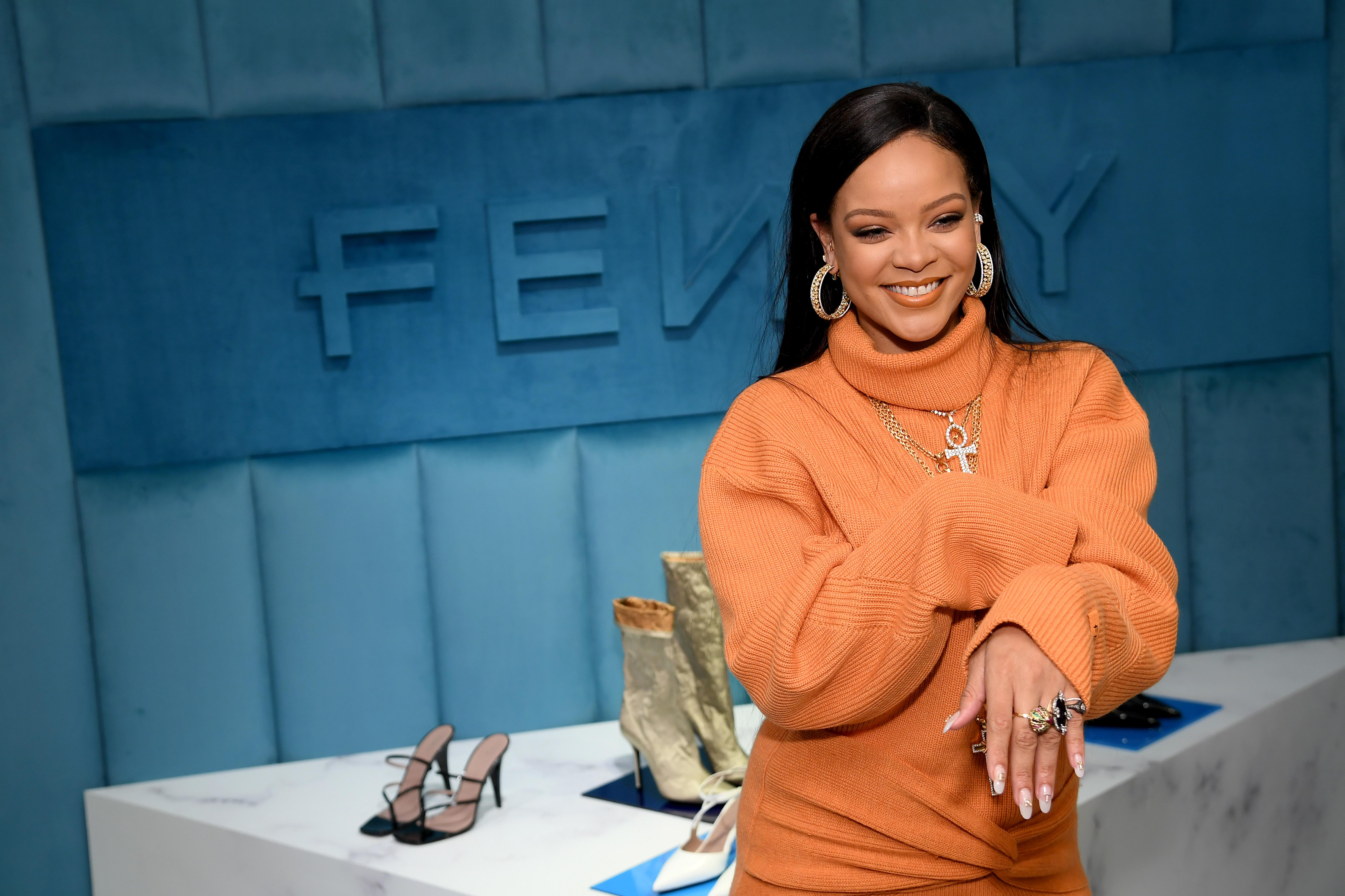 Rihanna sees herself having '3 or 4' kids 10 years from now: 'I know I will want to live differently'