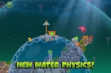 Angry Birds Space adds another 30 free levels