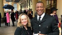 UK's 'most influential' black firefighter calls for others to 'champion equality' as he retires after nearly 30 years of service