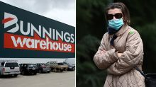 Coronavirus Victoria: Kmart, Bunnings set to ban shoppers without masks
