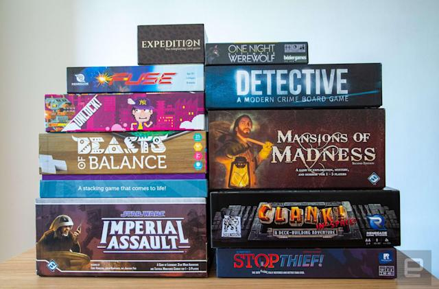 The best board games with an app-based twist