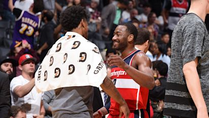 Wizards end 38-year division title drought