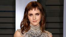Emma Watson Is 'Hiring' a Fake Tattoo Proofreader As Her Time's Up Ink Had a Grammatical Error