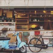 隱身巷弄找美食~《中永和咖啡廳推薦》避暑下午茶好去處!|美食推薦